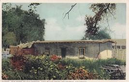 Home of Kit Carson Las Animas Colorado CO Fred Harvey 1922 Trinidad Post... - $2.69