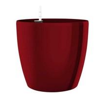 Emsa Pot de Fleurs, système d'arrosage Automatique, Ø 25 cm, Rouge Rubis... - $49.63 CAD