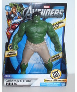 Marvel Avengers Gamma Strike Hulk Action Figure - $23.99