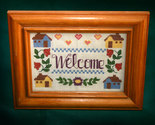 Vint crossstitch welcome thumb155 crop