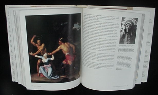The Native Americans Big Table Book American Indian