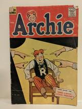 Vintage Archie Comic book # 107 - Feb 1960, Vol 1, #107 Sing Away Stool ... - $14.00