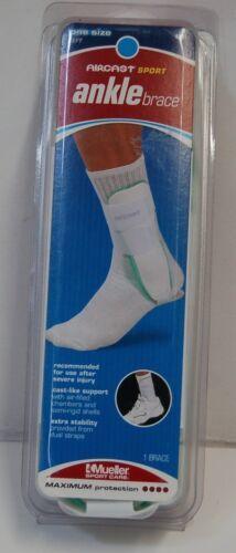 Mueller 4561 Left One Size Aircast Sport Ankle Brace Maximum Protection