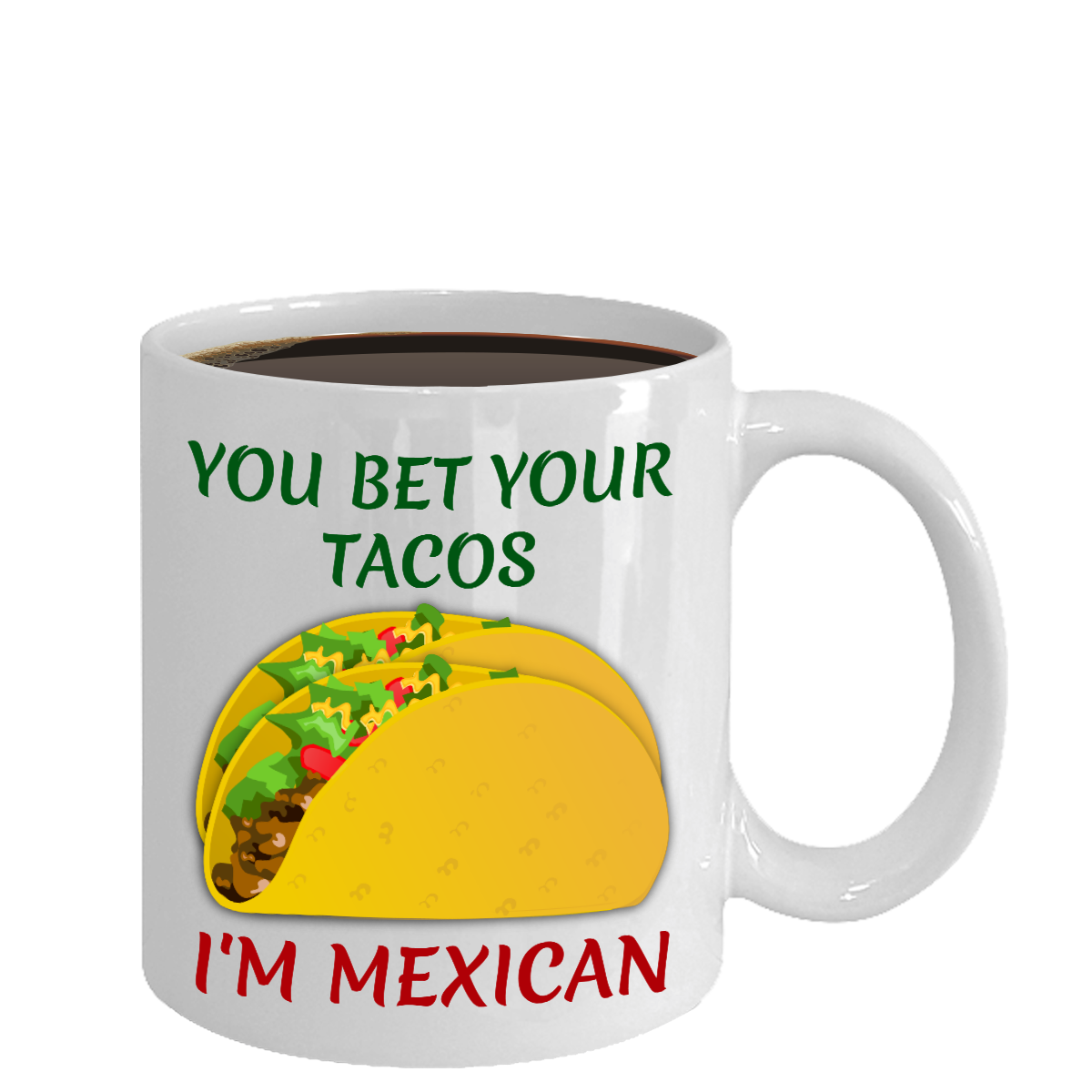 Gift For Mexican Dad Father Birthday Fathers Day From Son Funny Coffee Mug