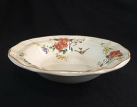 "Mikasa Heritage F2010 CAPISTRANO Floral Large Vegetable Serving Bowl 9-3/4"" PD19 - $17.98"