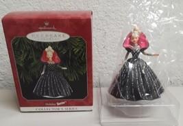 Holiday Barbie Christmas Tree Hallmark Keepsake Ornament 1997 6th in ser... - $10.88