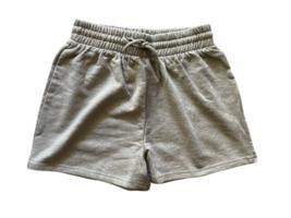 New Lot (2) Forever 21 Sweat Shorts Athletic Lounge Sleep Black White Sz S image 4