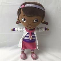 """Disney Store Doc McStuffins Plush Doll 12"""" Dottie - $19.79"""