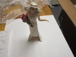 Porcelain Figurine , Antique , Vintage , Wedding Dress , Goebel W German... - $49.50