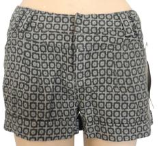DKNY wool tweed shorts Size 31 NWT Mod pattern BRAND NEW  - $5.95