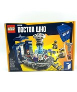 Lego Ideas Doctor Who #21304 Dr. Who Tardis Weeping Angel Dalek New Sealed  - $140.25