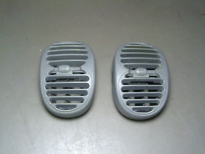 Primary image for 99 1999 Plymouth Voyager GREY RH Side Dash Mounted Vents / PAIR /Passengers Side