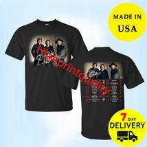 The Doobie Brothers Tour 2019 T-Shirt Size women Black official - $24.99+