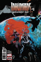 Inhumans Judgement Day #1 - $4.94
