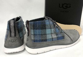 Ugg Australia Freamon Surf Plaid Pendleton Blue 1019707 size 11 men's Shoes - $89.99