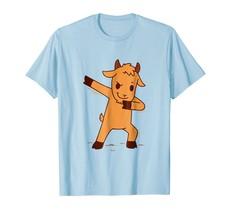 Cute Cartoon Goat T-Shirt  Adorable Funny Animal Tee - $17.99+
