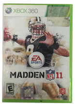 Microsoft Game Madden nfl 11 - $3.99