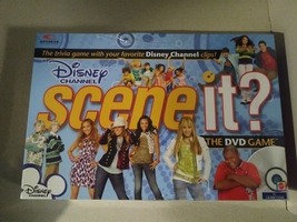 Scene It? Disney Channel Board Game - $20.00