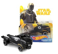 Hot Wheels Star Wars  K-2SO Character Cars The Last Jedi New in Package - $9.88