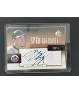2004 Upper Deck Mike Piazza Autograph METS HOF SP Chirography Auto 45/50... - $92.57
