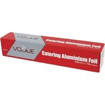 Vogue Aluminium Foil Box 65X330X65mm Foil Food Wrap Cooking - $13.21