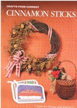 Cinnamon Sticks Crafts for Home and Kitchen How to Craft Book - $8.95