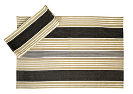 Cotton Kitchen Towels Granite Stripes 2/pack - $8.59
