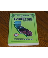 Best of the Best from California Cookbook - $14.95