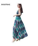 Beach Dresses Female 2018 New Women Dress Fashion Strap Sexy Dress Summe... - $53.70