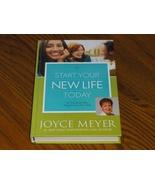 Start Your New Life Today    Joyce Meyer - $10.97
