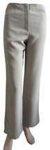 GIORGIO ARMANI 100% new wool tan pants size 38 US 4 fully lined - $49.95