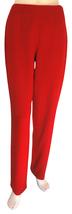 GIORGIO ARMANI red pants size 40 US 6  - $79.95