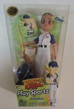 Bratz Boyz Play Sportz Baseball Cade doll - New - $40.00