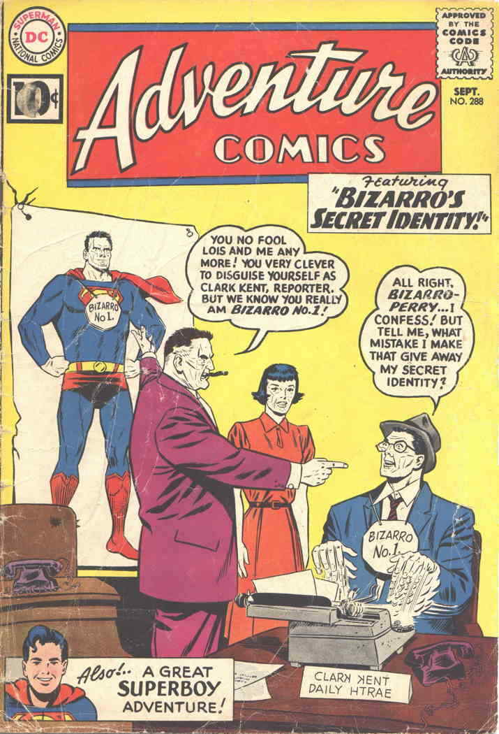 Primary image for Adventure Comics #288 FN; DC | save on shipping - details inside