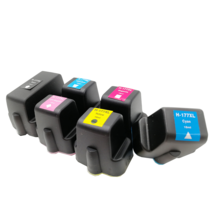 Compatible Ink Cartridge HP177 HP177XL BK/C/M/Y/LC/LM 6PK For Photosmart... - $35.51