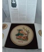 MI Hummel 1979 In Original Box 9th Annual Collector Plate Goebel West Ge... - $15.99