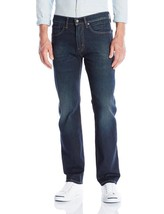 Levi's Strauss 505 Men's Cotton Straight Regular Fit Stretch Jeans 505-1431 image 1