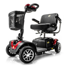 Buzzaround EX Extreme 4 Wheel Mobility Scooter High Performance Features - $1,635.00