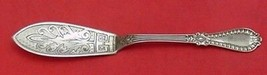 "Gadroon by Wood & Hughes Coin Silver Master Butter FH Chased 7 3/4"" - $159.00"
