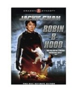 Jackie Chan Robin-B-Hood DVD Two Disc Edition- Region 1 - $2.65 CAD