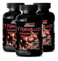 Natural Saponins - TRIBULUS TERRESTRIS EXTRACT 1000mg with Standardized ... - $34.99