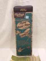 ridleys house novelty flying model plane  - $14.78