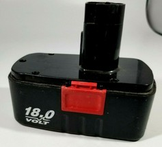 Craftsman 1323509 18.0V Volt Battery Pack (Will Not Hold a Charge) - $14.84