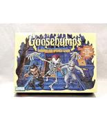 "Parker Brothers / Hasbro ""Goosebumps Shrieks & Spiders"" Game - 1995, Com... - $12.99"