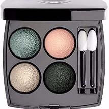Chanel Les 4 Ombres Multi-effect Quadra Eyeshadow 232 Tisse Venitien New... - $45.00