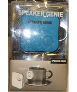 Speaker Genie for Ipods, Iphones, Computers,Etc w/3.5mm mini Jack Blue - $10.95
