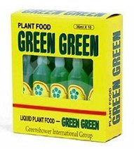 Green Green Plant Food Case (10 Bottles) - $11.76