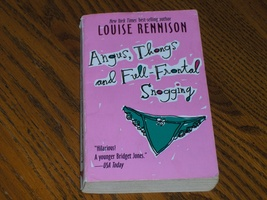 Angus, Thongs and Full Frontal Snogging   Louis Rennison - $3.99