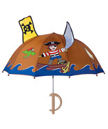 PIRATE UMBRELLA-BY KIDORABLE - $12.95