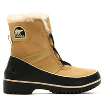 Sorel Women's Tivoli ll Suede Winter Boots NEW AUTHENTIC Curry NL2089-373 - $74.99